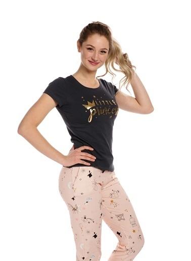 Pamuk & Pamuk Little Princess Kadın Pijama Takım Renkli
